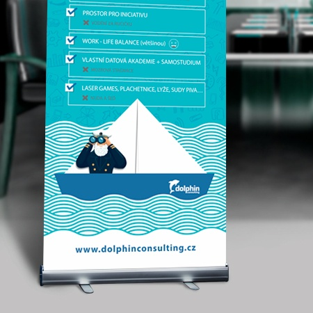 Roll up Dolphin Consulting